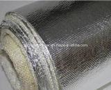 アルミホイルの放射を用いるガラス繊維によって編まれる布は保護する