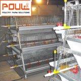 Automatisches Batterie-Küken-Hünchen-Huhn-Rahmen-System