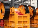 Yuhong ISO9001 & triturador de maxila aprovado do Ce com relação de esmagamento grande
