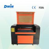 Máquina de grabado de papel plástica de cristal del corte del laser del CO2 del MDF del cuero de acrílico (DW9060)