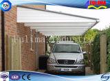 Prefabricada de estructura de acero del pabellón / Porche para coche (FLM-C-008)