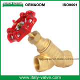 Libre de plomo forjado Válvula de cierre (AV40060)