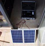 Sonnenenergie-Erzeugung in den Solar Energy Systemen für die Jagd, Kampieren, reisend