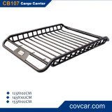 4WD SUV (CB107)のための鉄Rooftop Storage Carrier