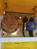 Ampliamente utilizado para el material y el elevador industrial de la construcción de Passangers