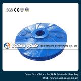 Bomba horizontal centrífuga da pasta do fabricante profissional/bomba de mineração