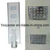 Luz de calle solar al aire libre de 25 vatios LED del funcionamiento perfecto del precio de fábrica