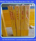 Pile en plastique de note renforcée par fibres de verre du gazoduc FRP