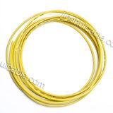 Fios elétricos de Thhn/Thwn 12AWG para o mercado de Venezuela