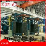De Machine van het Zandstralen van het Type van hanger