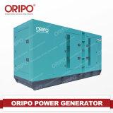 Поддержанный CE&ISO генератор 500kw/600kVA молчком Cummins основанный на пользе генератора гостиницы генератора фабрики индустрии двигателя дизеля