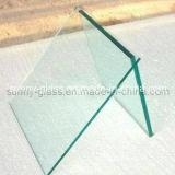 Glace Tempered/verre trempé avec le certificat d'ISO/Ce/SGS