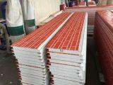 El panel aislado espuma de la PU para el material de construcción