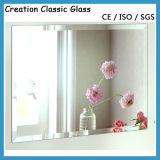 Specchio d'argento di colore per i materiali da costruzione/specchio della parete con la certificazione