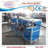 Hochgeschwindigkeits-PVC/PP/PE gewölbter Rohr-Produktionszweig