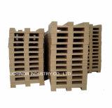 Protector de la esquina protector resistente del papel de Brown Kraft de humedad para el cartón