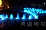 Пенящийся Фонтан в Лицзян Парке