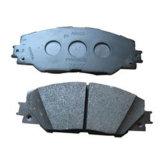 Stootkussen het van uitstekende kwaliteit van de Rem van de Plaat van de Wrijving voor Toyota met Ce- Certificaat 04465-60040