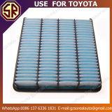 Filtro dell'aria automatico 17801-38030 di rendimento elevato per Toyota