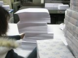 Taille du papier de meilleure qualité A4 de Chine