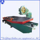 Máquina mecánica simple del sacador de orificio de la salida del LED del chino