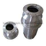 (DOC con DPF) Catalizador motor Diesel Exhaust Gas purificador puede alcanzar más de 90% Eficiencia de extracción