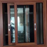 緩和された(強くされた)ガラスまたは艶出しのアルミニウムスライディングウインドウ