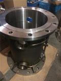 Peças fazendo à máquina do CNC do aço inoxidável usadas para o medidor de água Dn300