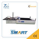 Máquina de estaca automática de pano do CNC Tmcc2025