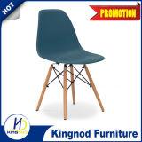 Пластичный стул с деревянным стулом Dsw Eames реплики ног
