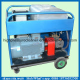 500bar 22kw Oberflächenwaschmaschine-elektrische Hochdruckunterlegscheibe