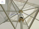 10ftx10ft (3X3M) Double Roof Rope Pull up Umbrellaの庭のUmbrellaのテラスParasol