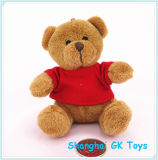Maglietta Keychain dell'orso dell'orsacchiotto mini