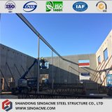建物の拡張のための鋼鉄トラス構造の屋根