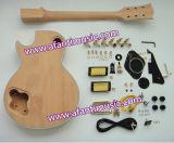 Afanti DIY kundenspezifische elektrische Gitarre des Langspielplatte-Gitarren-Installationssatz-/Langspielplatte (CST-930)