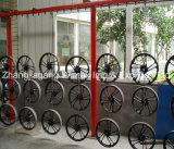 바퀴 허브 페인트 살포 기계