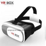 2016 nuovi vetri mobili Cardboard+Bluetooth di realtà virtuale 3D Vr del cinematografo della casella 2.0 di plastica di Vr di versione del cartone di Google
