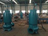 Pompe à eau centrifuge de grandes eaux d'égout submersibles principales élevées de capacité