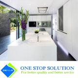 Module de cuisine à haute brillance blanc de meubles de compartiment de fini de laque (ZY 1182)