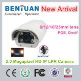 Onvif Wireless CMOS 2.0megapixels Lpr IP Camera