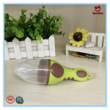 幼児BPAのための美しいトーチの形のベビーフードの送り装置は放す