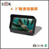 """Inventor subaquático de 2016 peixes da câmera da pesca 4.3 do """" do inventor novo dos peixes da visão noturna do monitor LCD"""