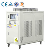 Mini refrigeratore del glicol della macchina industriale dell'iniezione