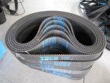 Courroie en polybrique en caoutchouc industriel à haute efficacité et faible bruit