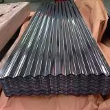 Regular Spangle Dx51d + Z80 Folha de aço galvanizado a frio