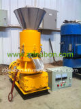80-800kgs/HセリウムCertificated Flat Die Wood Sawdust Pellet Making Machine