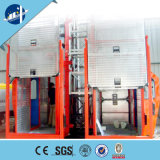 Zhangqiu 건축 호이스트 중국 판매 사이트 또는 두바이에 있는 한국 엘리베이터 또는 건축재료 공급자