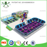 Children를 위한 Xiaofeixia Amazing Design Huge Indoor Trampoline Park