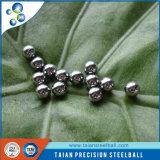 Bille en acier nickelée qualifiée d'acier au chrome AISI52100