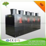 Equipo combinado enterrado del tratamiento de aguas residuales para quitar las aguas residuales del refino de petróleo